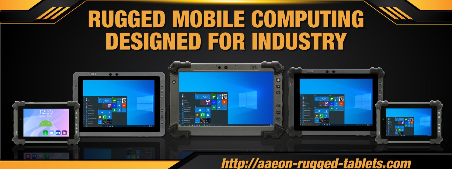 Rugged Tablets Banner Image